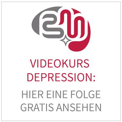 Bild mit Link zum Gratis-Videokurs Depression
