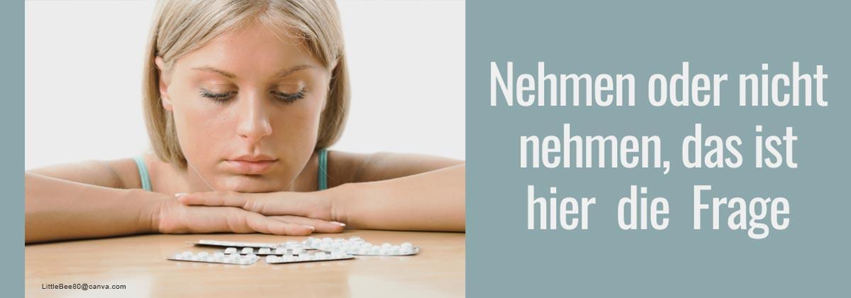Antidepressiva und Benzodiazepine gegen Agoraphobie