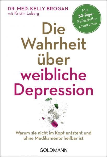 Buch-Die Wahrheit über weibliche Depression