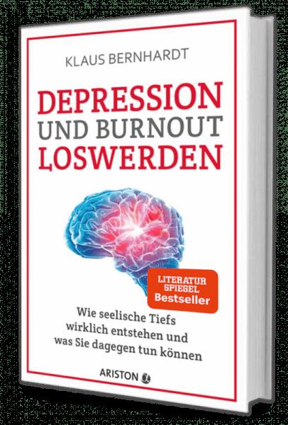 Buch -Depression und Burnout loswerden