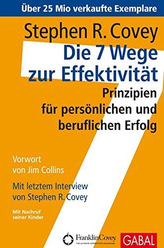Buch-Die 7 Wege zur Effektivität: Prinzipien für persönlichen und beruflichen Erfolg