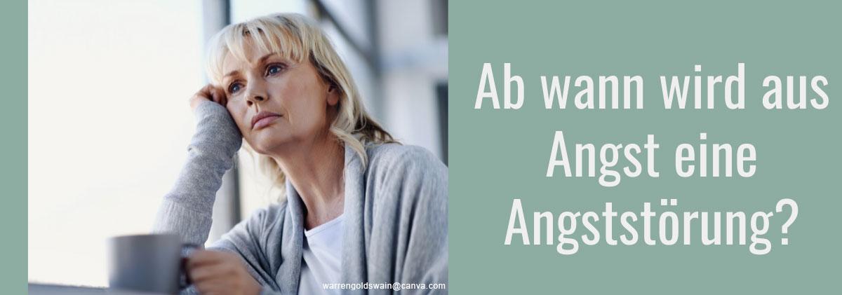 Angststörungen - Wie entstehen sie und welche Therapie hilft