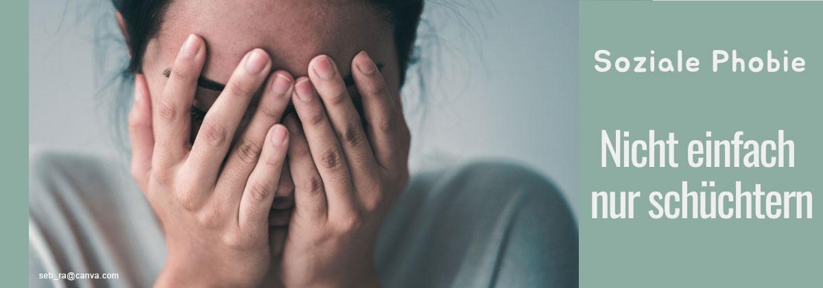 Soziale Phobie: Eine oft unterschätzte Angststörung